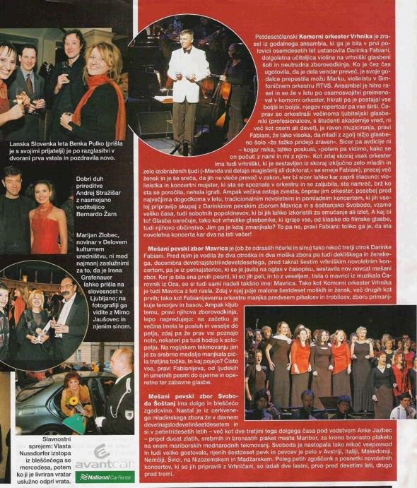 Članek v reviji Jana